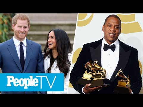 Why Prince Harry & Meghan Markle Are The Perfect Match, 2018 Grammy Awards Nominations | PeopleTV