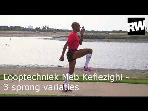 Looptechniek met Meb Keflezighi: drie sprongvariaties - Runner's World