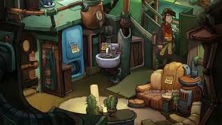 Deponia Gameplay Part 1 No comment Pc