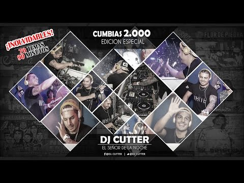 EN VIVO CUMBIAS 2000/9 INOLVIDABLES - By DJ CUTTER