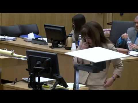 Jodi Arias Murder Trial Day 6.NSFW, Graphic photos, Warning! My apologies!