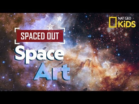 Space Art   Spaced Out