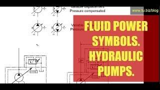 Hydraulic Symbols | Hydraulic Pumps