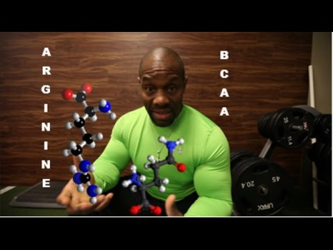 DON'T Mix L-Arginine with BCAA's if You Want the Best Results