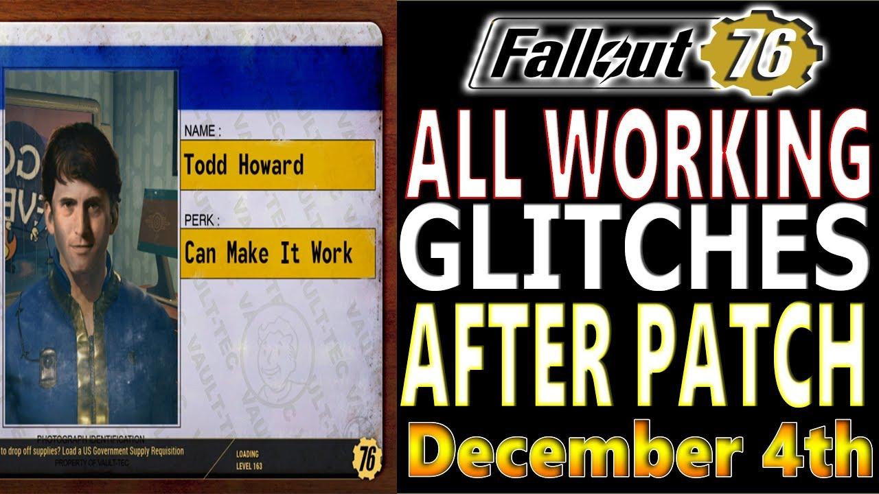 fallout 76 xp glitch Archives - Villain Gamer