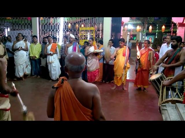 Chende Suttu ,Varshavadhi Mahotsava 2015