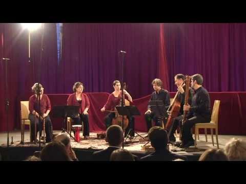 Música Antiga da UFF (BR), Grad 2013