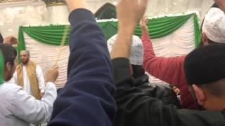 Dr Nisar Ahmed Marfani | naat sharif @ Ghousia Masjid (keighley) 2016