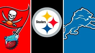 Buccaneers, Steelers, or Lions: Which Team(s) Will Make the NFL Playoffs | DDFP