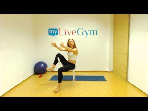 Πρωινή γυμναστική στο σπίτι με το MyGym