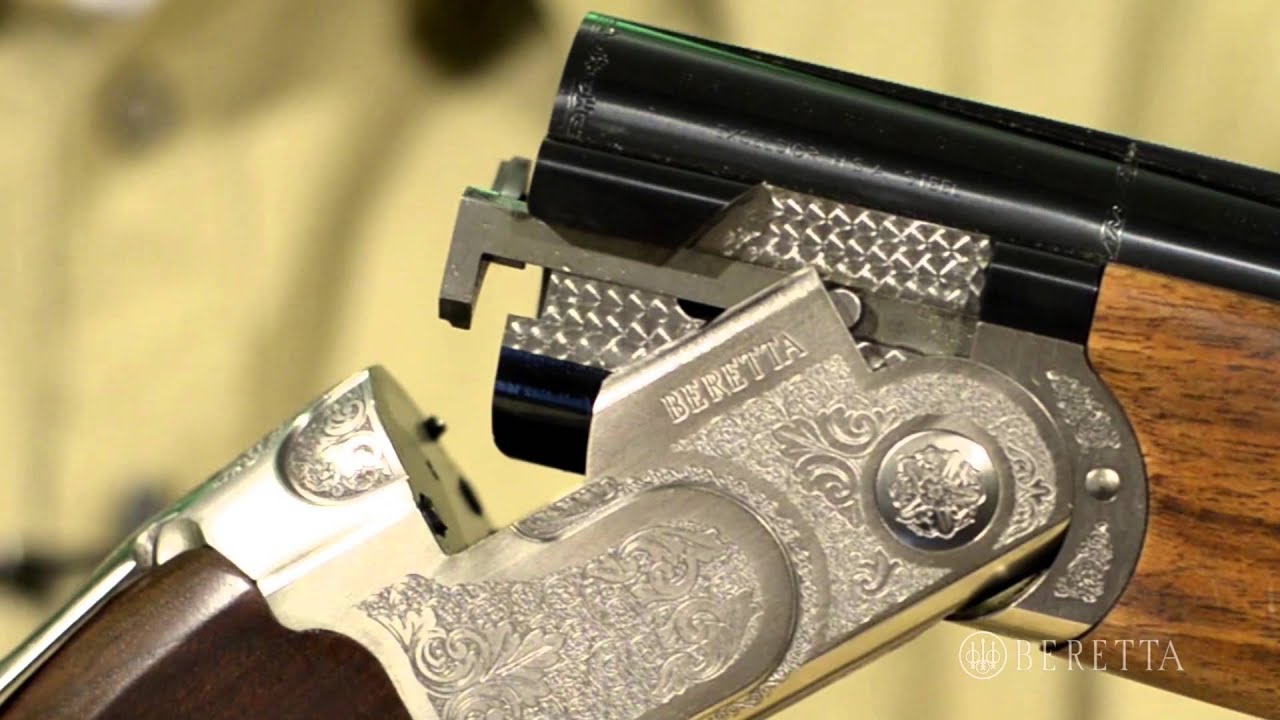 Overview of the Beretta Silver Pigeon I