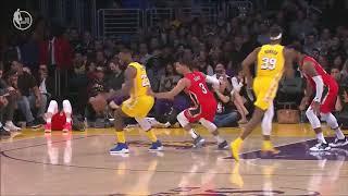 La Lakers game highlights , Jan 03 2020  Lakers vs Pelicans
