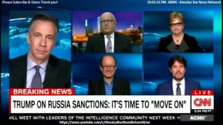 Trump On Russia Sanctions׃ It's Time To ''Move On''