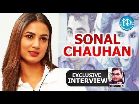 Actress Sonal Chauhan Exclusive Interview || Talking Movies With iDream #43