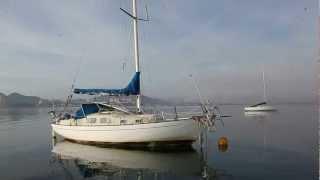 Зимняя стоянка 20 декабря 2012 Ла Манга Испания Яхта Amigo 27