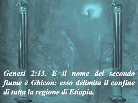 LA SACRA BIBBIA - GENESI CAP. 2