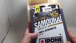 Oli samping ipone samourai