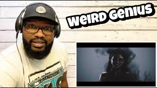 Weird Genius -  Lathi (ft. Sara Fajira) Official Music Video | REACTION