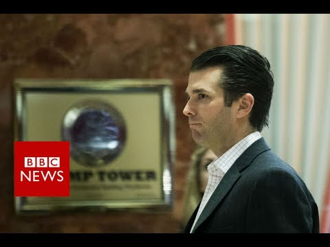 US House Speaker: Trump Jr should testify in Congress - BBC News