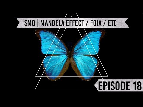Episode 18 | SMQ AI | The Mandela Effect, FOIA And We All Died In 2012