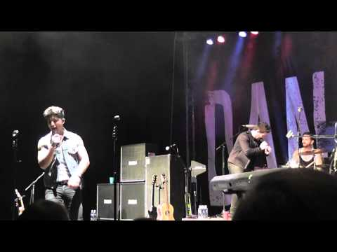 """Dan + Shay - """"Show You Off"""" Live 2014 WI"""