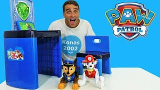 Paw Patrol Command Center  !    Toy Review    Konas2002
