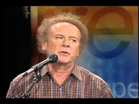 Art Garfunkel - 'Speaking Freely' (part 1)