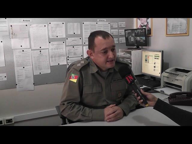 Brigada Militar registra baixos indicadores de criminalidade em Anta Gorda