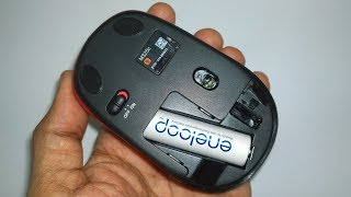 Logitech M325 Wireless Mouse Disassembly / Repair