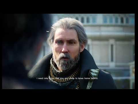 The Beginning of the Broadtrip- Final Fantasy XV