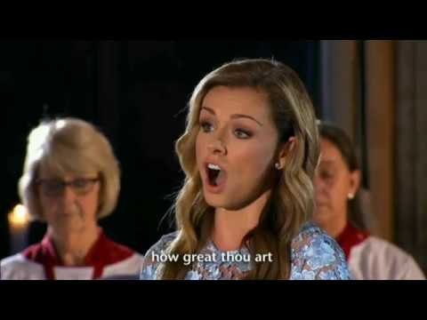 How Great Thou Art with Katherine Jenkins at Pershore Abbey