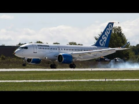 A look at the latest U.S. duties on Bombardier jet exports