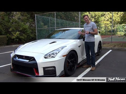 Review: 2017 Nissan GT-R Nismo
