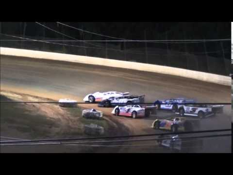 Late Model Feature from Ponderosa Speedway 6/13/14.