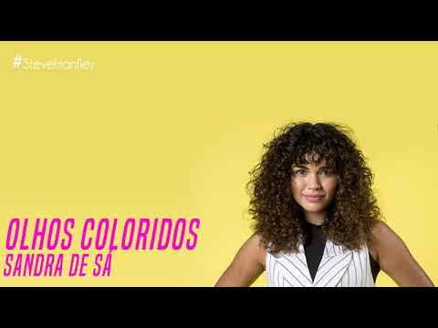 Olhos Coloridos - Sandra de Sá  Verão 90