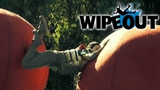 THE BEST WIPEOUT FAILS || TRY NOT TO LAUGH || 1