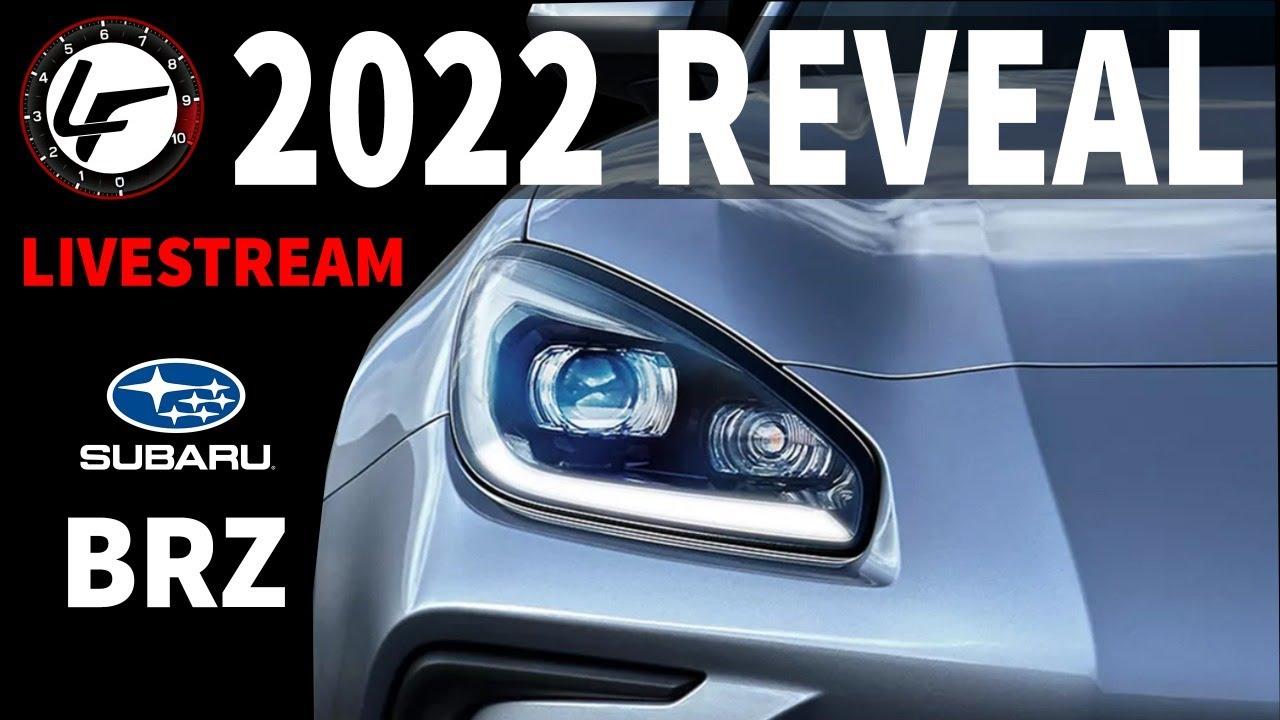 Download 2022 Subaru BRZ Reveal - LiveStream