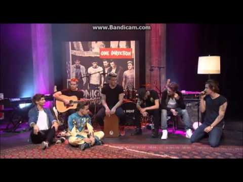 One Direction - Little Things - 1DDay November 23rd 2013 - Harry Sings ''His Little Things''