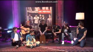 One Direction Perform Little Things on 1DDay!