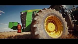 AGRI TM. John Deere product portfolio  - Turkmenistan branch