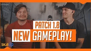 The Division   Patch 1.8 Announcement Gameplay Highlights! (SOTG)