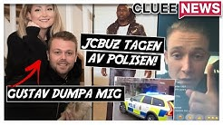 JCBUZ TAGEN AV POLISEN *HELA DRAMAT* VAD HÄNDER MED GUSTAV OCH JOHANNAS YOUTUBE KANAL!