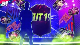 SO MANY FUTURE STARS PACKED! | FIFA 19 ULTIMATE TEAM PACK OPENING!