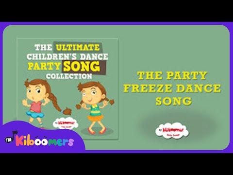 Kids Party Songs | Preschool Dance Party Songs| Preschool Dance Songs | The Kiboomers