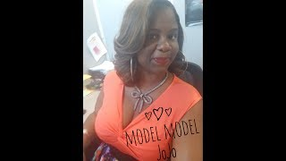 MODEL MODEL JOJO!!! A GREAT EVERYDAY WIG!!!
