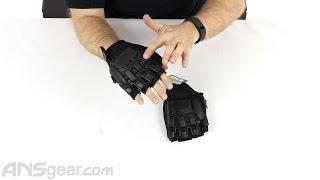 Empire Battle Tested Hard Back Fingerless Paintball Gloves - Review