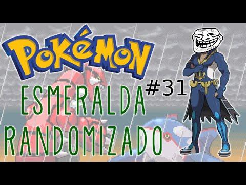 Pokémon Esmeralda randomizado #31 - ¡Aquiles el troll, climas locos, Arrecípolis y el Pilar Celeste!