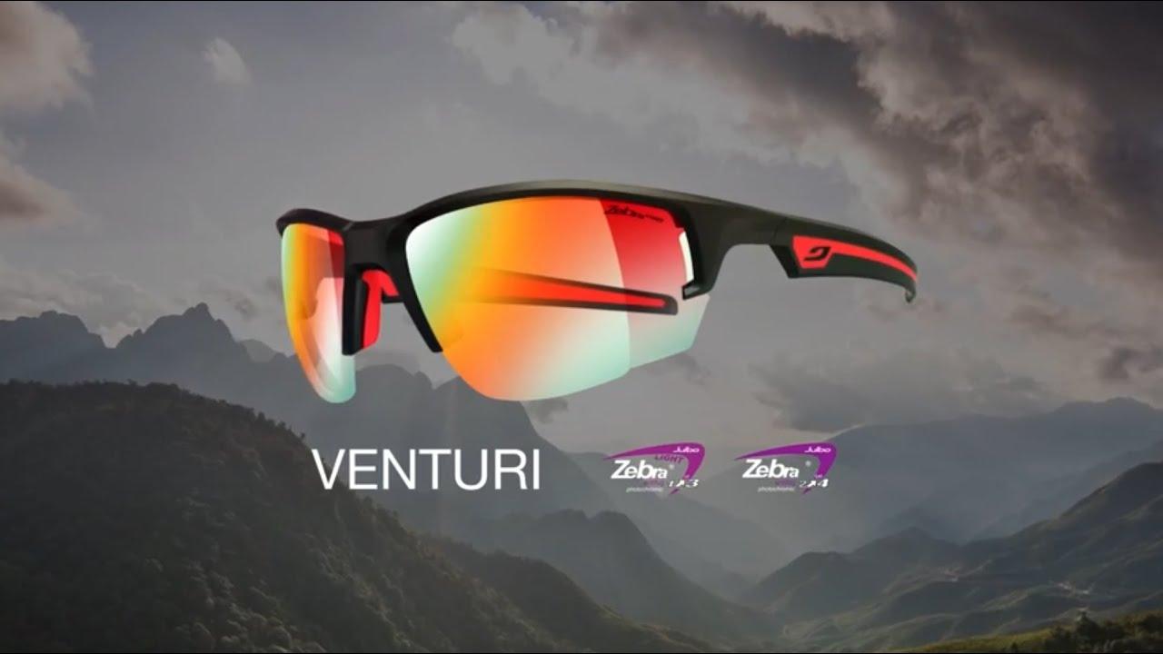 Venturi sunglasses - New vision for trail running - YouTube cfba27f7ac60
