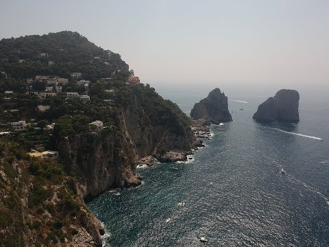 Summer in Italy - Capri 23-jul-17