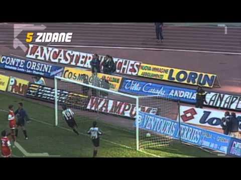 Juventus | Top 10 gol di Zidane #GOL!